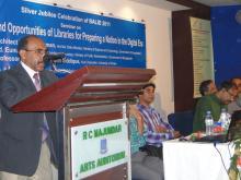 Hossam Haider Chowdhury, Chairman, BALID