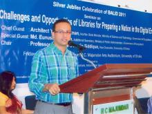 Kazi Mostaq Gausul Hoq, Assistant Professor, ISLM, DU
