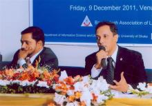 Dr. Md. Mostafizur Rahman, University Librarian, NSU