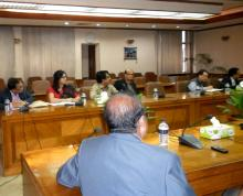 "Meeting on ""Formation of the Knowledge Commission of Bangladesh"" - 17 February 2013"