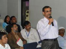 Md. Shahabuddin Khan, Deputy Director, Bangladesh National Library