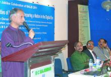Prof. AAMS Arefin Siddique, VC, DU