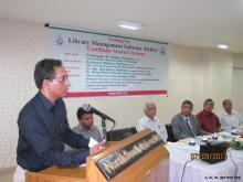 M Mostafizur Rahaman, University Librarian, NSU