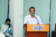 Dr. Md. Mostafizur Rahman, Chairman, BALID